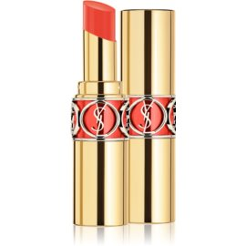 Yves Saint Laurent Rouge Volupté Shine Oil-In-Stick barra de labios hidratante tono 30 Coral Ingenious / Coral Trench 3,2 g