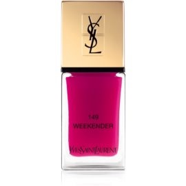 Yves Saint Laurent La Laque Couture Nail Polish Shade 149 Weekender 10 ml