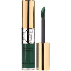 Yves Saint Laurent Full Metal Shadow The Mats folyékony szemhéjfesték árnyalat 14 Fur Green 4,5 ml