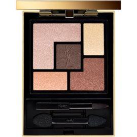 Yves Saint Laurent Couture Palette Eye Contouring oční stíny 14 Rosy Contouring 5 g