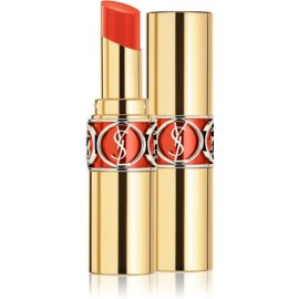 Yves Saint Laurent Rouge Volupté Shine Oil-In-Stick barra de labios hidratante tono 58 Orange Touron 3,2 g