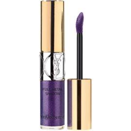 Yves Saint Laurent Full Metal Shadow Metallic Oogschaduw  Tint  18 Violet Wave 4,5 ml