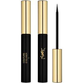 Yves Saint Laurent Couture Eyeliner Vloeibare Eyeliner  Tint  1 Noir Minimal Mat 2,9 ml