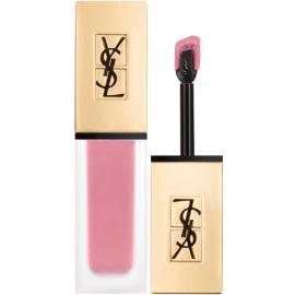 Yves Saint Laurent Tatouage Couture ultra matující tekutá rtěnka odstín 11 Rose Illicite - Nude Rose 6 ml
