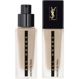 Yves Saint Laurent Encre de Peau All Hours Foundation maquillaje de larga duración SPF 20 tono BR 10 25 ml