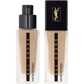 Yves Saint Laurent Encre de Peau All Hours Foundation maquillaje de larga duración SPF 20 tono BD 25 25 ml