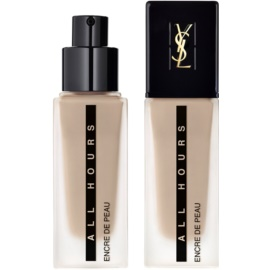 Yves Saint Laurent Encre de Peau All Hours Foundation maquillaje de larga duración SPF 20 tono BR 30 25 ml