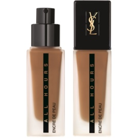 Yves Saint Laurent Encre de Peau All Hours Foundation maquillaje de larga duración SPF 20 tono B80 25 ml