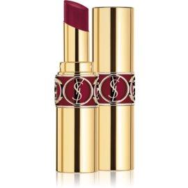 Yves Saint Laurent Rouge Volupté Shine Oil-In-Stick Moisturizing Lipstick Shade 67 Prune Alcazar 4 ml