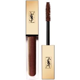 Yves Saint Laurent Vinyl Couture Mascara μάσκαρα για επιμήκυνση, περιστροφή και όγκο απόχρωση 4 I'm The Illusion - Brown 6,7 μλ