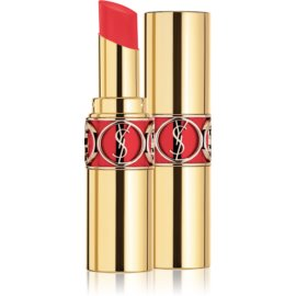 Yves Saint Laurent Rouge Volupté Shine Oil-In-Stick barra de labios hidratante tono 82 Orange Crêpe 3,2 g