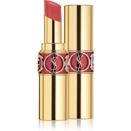 Yves Saint Laurent Rouge Volupté Shine Oil-In-Stick barra de labios hidratante tono 87 Rose Afrique 3,2 g