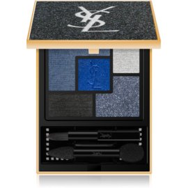 Yves Saint Laurent Couture Palette Black Opium Intense Night Edition paleta senčil za oči 5 barv  3,5 g