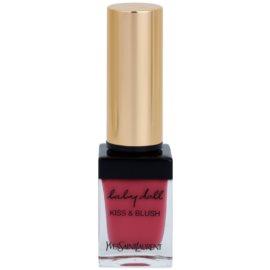 Yves Saint Laurent Baby Doll Kiss & Blush szminka i róż w jednym odcień 3 Rose Libre  10 ml