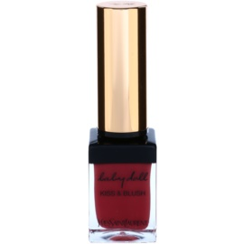 Yves Saint Laurent Baby Doll Kiss & Blush Lipstick and Blusher In One Color 10 Nude Insolent  10 ml