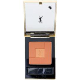 Yves Saint Laurent Blush Volupté pudrová tvářenka odstín 7 Rebelle  9 g