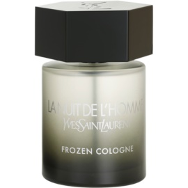 Yves Saint Laurent La Nuit de L'Homme Frozen Cologne Eau de Cologne voor Mannen 100 ml