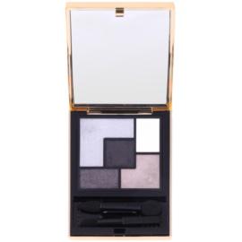Yves Saint Laurent Couture Palette Oogschaduw  Tint  1 Tuxedo  5 gr