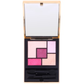 Yves Saint Laurent Couture Palette Oogschaduw  Tint  9 Rose Baby Doll  5 gr