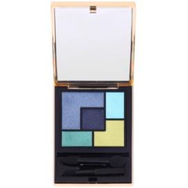 Yves Saint Laurent Couture Palette oční stíny odstín 10 Lumieres Majorelle  5 g