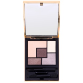 Yves Saint Laurent Couture Palette тіні для повік відтінок 4 Saharienne  5 гр