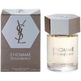 Yves Saint Laurent L´Homme After Shave für Herren 100 ml