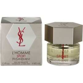 Yves Saint Laurent L'Homme Sport Eau de Toilette for Men 40 ml