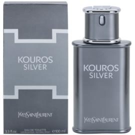 Yves Saint Laurent Kouros Silver toaletní voda pro muže 100 ml