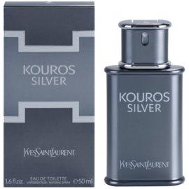 Yves Saint Laurent Kouros Silver toaletní voda pro muže 50 ml
