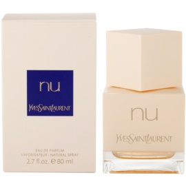 Yves Saint Laurent La Collecton Nu Eau de Parfum für Damen 80 ml