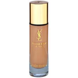 Yves Saint Laurent Touche Éclat Le Teint dlouhotrvající make-up pro rozjasnění pleti SPF 22 odstín B 60 Amber  30 ml
