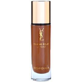 Yves Saint Laurent Touche Éclat Le Teint dlouhotrvající make-up pro rozjasnění pleti SPF 22 odstín B 70 Mocha  30 ml