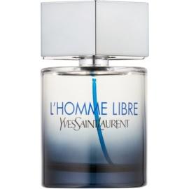 Yves Saint Laurent L´Homme Libre Eau de Toilette para homens 100 ml