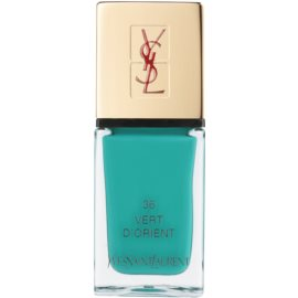 Yves Saint Laurent La Laque Couture verniz tom 36 Vert Dorient 10 ml