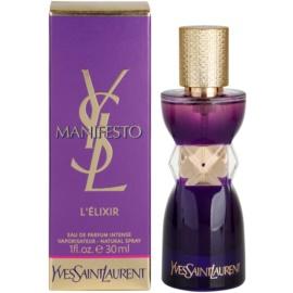 Yves Saint Laurent Manifesto L'Elixir woda perfumowana dla kobiet 30 ml