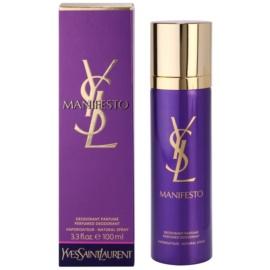 Yves Saint Laurent Manifesto spray dezodor nőknek 100 ml