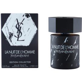 Yves Saint Laurent La Nuit de L'Homme Edition Collector Eau de Toilette for Men 100 ml