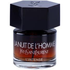 Yves Saint Laurent La Nuit de L'Homme L'Intense eau de parfum per uomo 60 ml