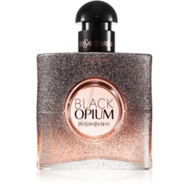 Yves Saint Laurent Black Opium Floral Shock eau de parfum nőknek 90 ml