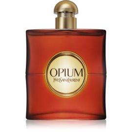 Yves Saint Laurent Opium eau de toilette para mujer 90 ml
