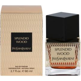 Yves Saint Laurent The Oriental Collection: Splendid Wood Parfumovaná voda unisex 80 ml