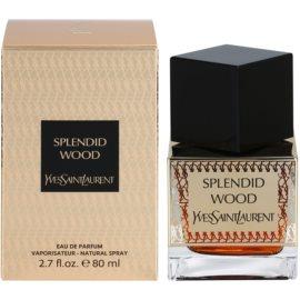 Yves Saint Laurent The Oriental Collection: Splendid Wood Eau de Parfum unisex 80 ml