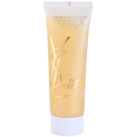 Yves Saint Laurent Top Secrets prírodný peeling bez granulí  75 ml