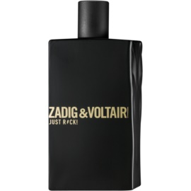 Zadig & Voltaire Just Rock! eau de toilette férfiaknak 100 ml