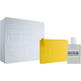 Zadig & Voltaire This Is Her! Geschenkset IV.  Eau de Parfum 50 ml + Kosmetiktasche 1 ks