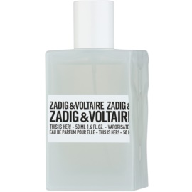 Zadig & Voltaire This Is Her! parfémovaná voda pro ženy 50 ml