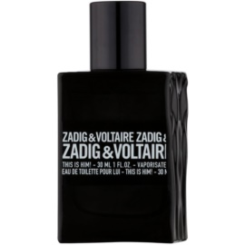 Zadig & Voltaire This Is Him! Eau de Toilette für Herren 30 ml
