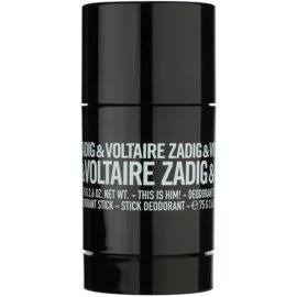 Zadig & Voltaire This Is Him! deostick pro muže 75 g