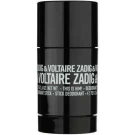 Zadig & Voltaire This Is Him! deo-stik za moške 75 g