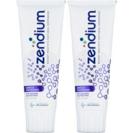 Zendium Gentle Whitening zobna pasta z belilnim učinkom  2 x 75 ml